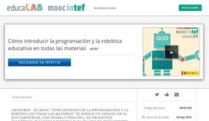 robotica intef
