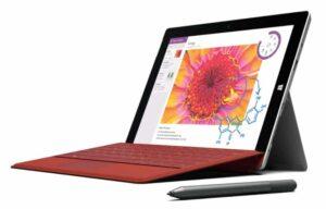 elegir una tableta surface