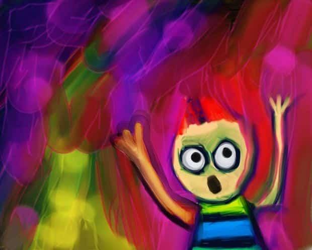 Juegos para hablar sobre el miedo y otras emociones en Halloween 2