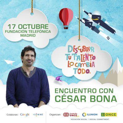 César Bona Concurso ONCE
