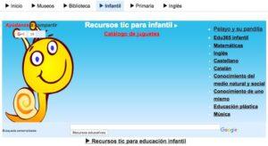 Blogs con recursos para Infantil 20