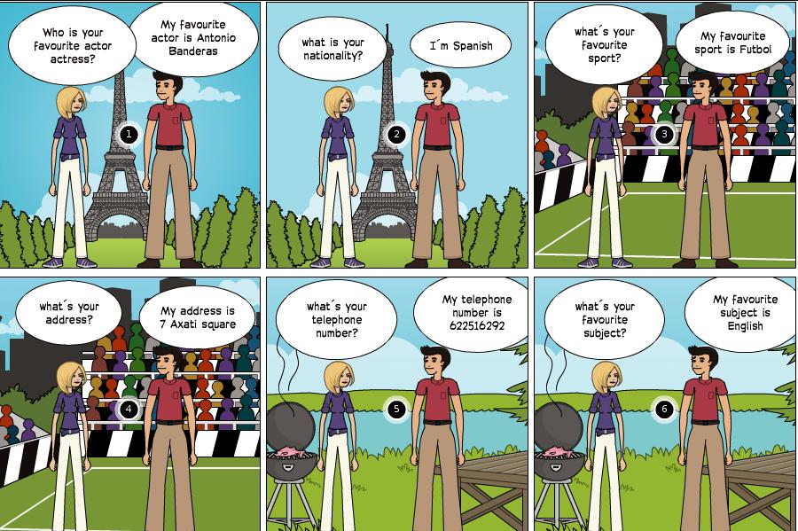 Ideas para descubrir el cómic en el aula de Primaria 1