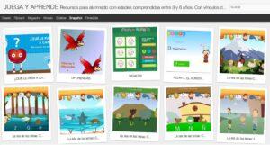 Blogs con recursos para Infantil 16