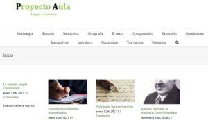 Blogs de Lengua castellana y literatura para ESO y Bachillerato 15