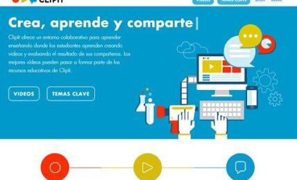 ClipIt: una red social educativa para metodologías activas 2