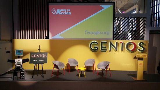 Aprender a programar con Genios, una iniciativa de Ayuda en Acción y Google 1