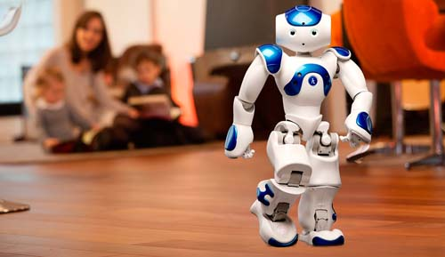 NAO, un robot de Juguetrónica para todas las etapas educativas 3