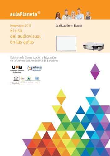 Menos de la mitad de los profesores españoles utiliza contenidos audiovisuales en el aula