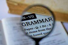 Ideas sobre gramática