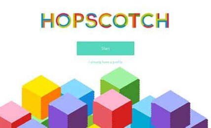 Hopscotch, la app para programar con bloques desde tu tablet 2