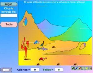 45 juegos interactivos para repasar las tablas de multiplicar 12