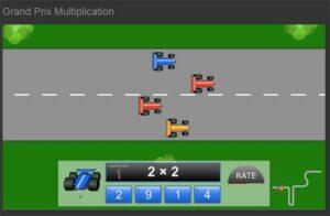 45 juegos interactivos para repasar las tablas de multiplicar 14