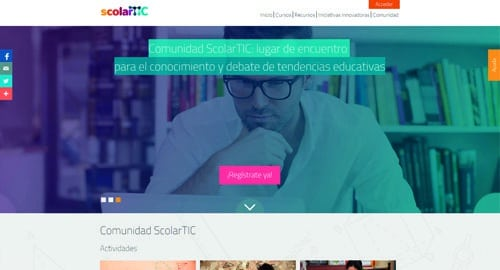 Nuevas plataformas educativas abiertas y gratuitas de Telefónica 2