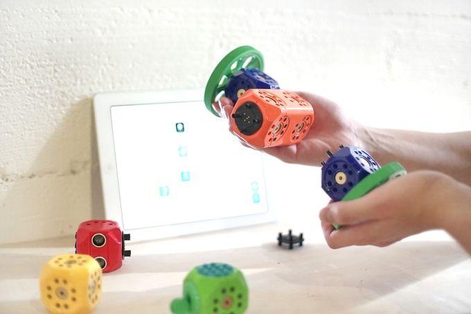 Robo Wunderkind: robótica y programación desde los 5 años 1