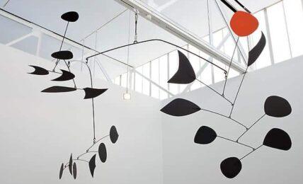 El muérdago de los deseos: una original actividad de Navidad para hablar de arte y Alexander Calder 1