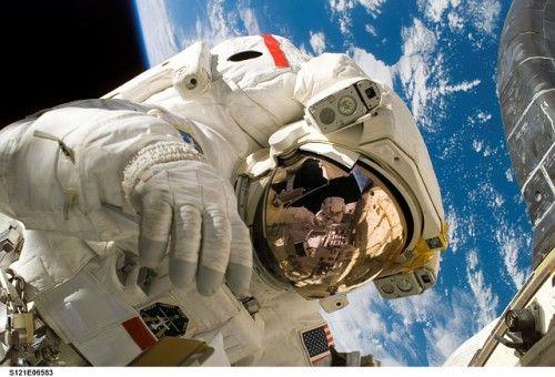 Astronauta pixabay