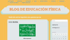 Blogs en español para la asignatura de Educación Física 6