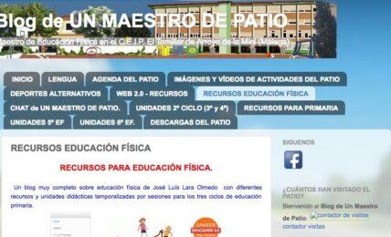 blogs de educación física