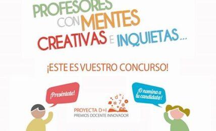 Certamen Proyecta D+I al docente innovador 2