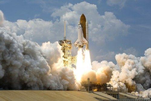 Cohete con gravedad en Scratch