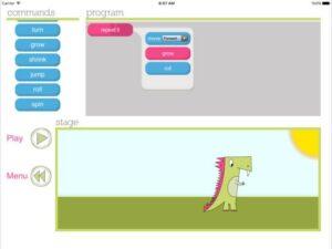 Apps y juegos para aprender a programar 16