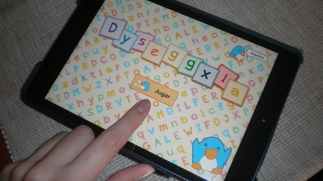 Te recomendamos 10 apps para alumnos con dislexia