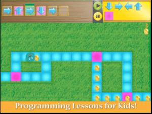Apps y juegos para aprender a programar 5