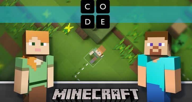 ¡Empieza la Hora del Código! Aprende a programar con los tutoriales de Minecraft y Code.org 3