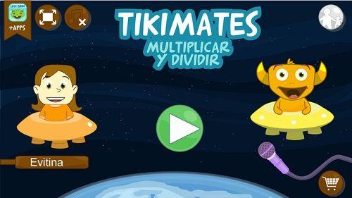45 juegos interactivos para repasar las tablas de multiplicar 17