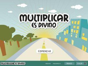 45 juegos interactivos para repasar las tablas de multiplicar 19