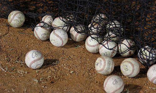 Pelotas de beisbol para un proyecto Scratch
