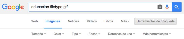 Trucos para buscar imágenes en Google