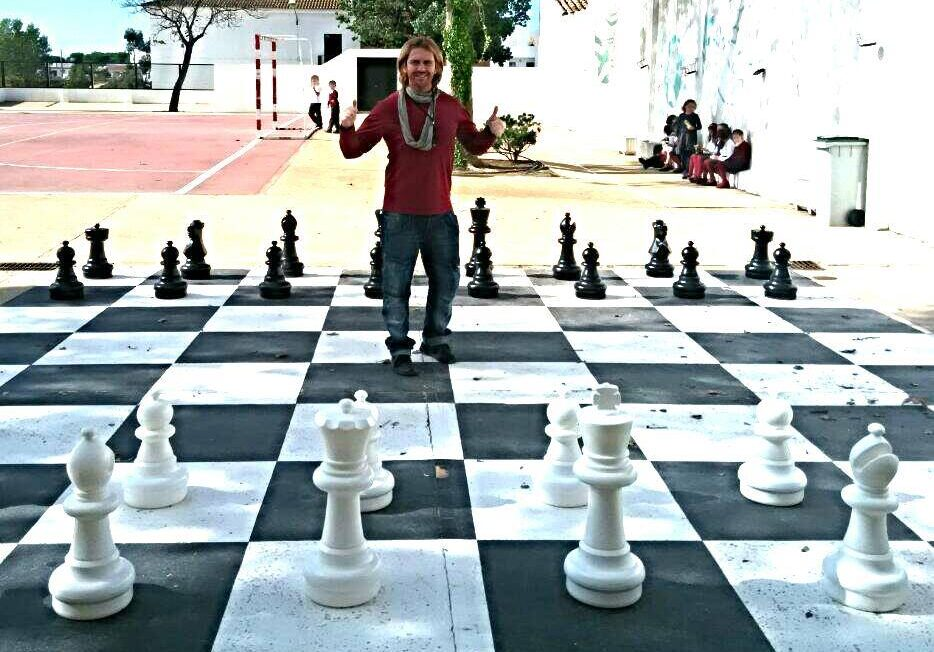 El ajedrez como recurso pedagógico