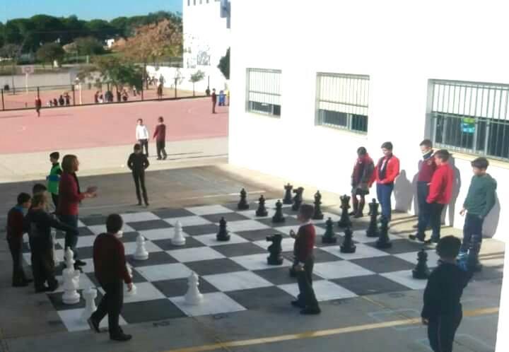ajedrez como recurso pedagógico