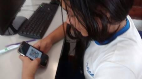 Barranquilla - usar códigos QR