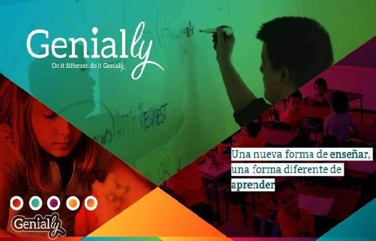 Recursos educativos e interactivos con Genially