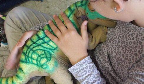 Robot-TEA, la robótica como terapia para mejorar la comunicación de niños con TEA 2