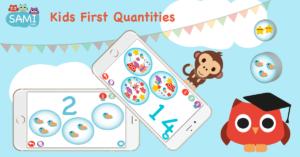 Reforzar los contenidos del cole con las aplicaciones de Sami Apps 3