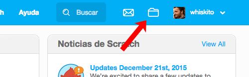 Cómo crear un estudio de Scratch