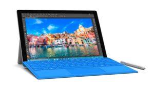 ¿Cuáles son las novedades de la tableta Surface Pro 4 de Microsoft? 4