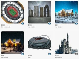 10 bancos de imágenes 3D para descargar e imprimir 4