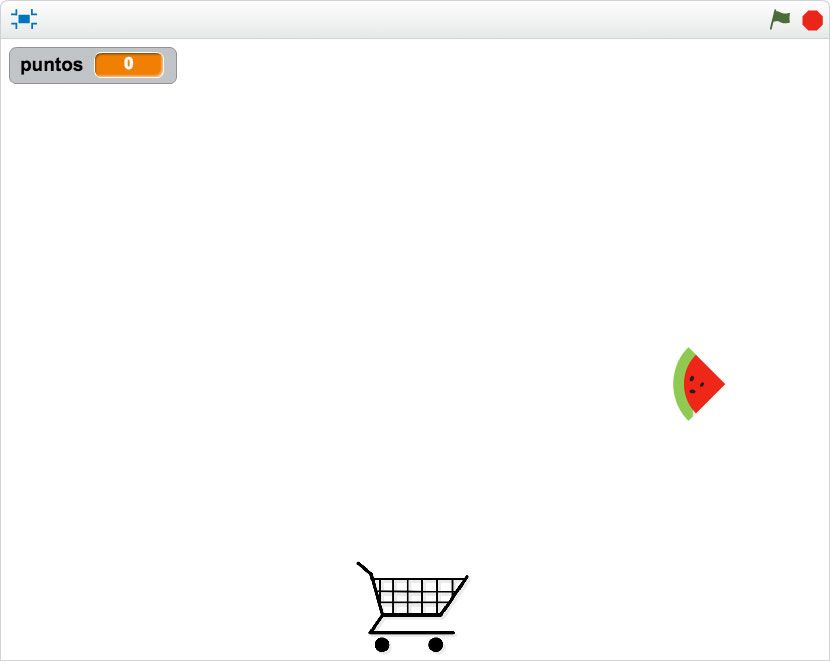 Watermelon Game in Scratch