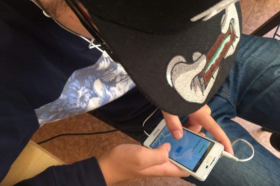 Dispositivos móviles: obligatorio su uso en el aula 1