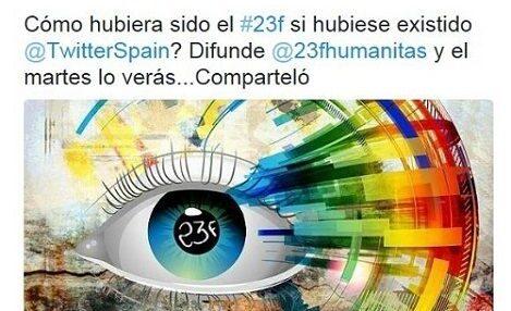 Alumnos de Bachillerato reviven el 23F en Twitter: ¡Síguelo en directo! 3
