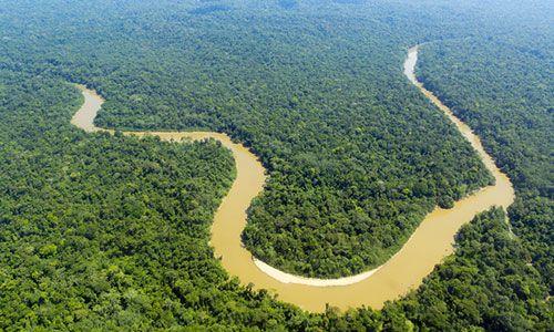 Río Cononaco
