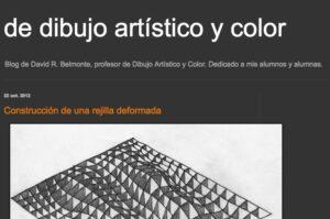 Blogs de Dibujo Artístico para Bachillerato 11