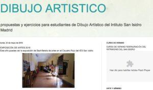 Blogs de Dibujo Artístico para Bachillerato 9