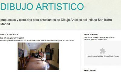 blogs de dibujo