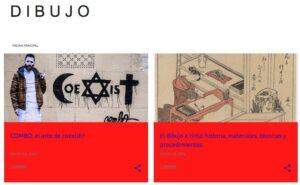 Blogs de Dibujo Artístico para Bachillerato 12