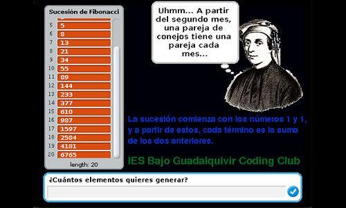 Club de Programación como actividad extraescolar en el IES Bajo Guadalquivir de Lebrija, Sevilla 1